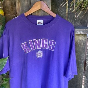 👾👾 Vintage Sacramento Kings tee shirt